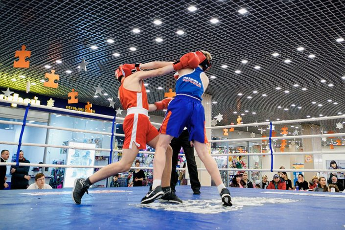 Спортивная федерация бокса Гатчинского района